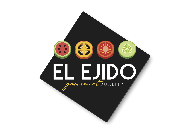 Logo ejido gourmet quality windsurf